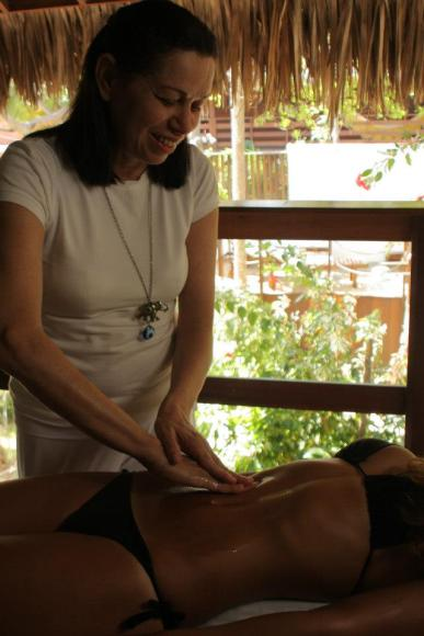 Massagem Jericoacoara